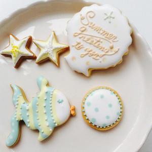 日本アイシングクッキー協会 六本木ヒルズSummerワークショップ2