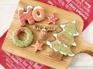 日本アイシングクッキー協会 クリスマス2015